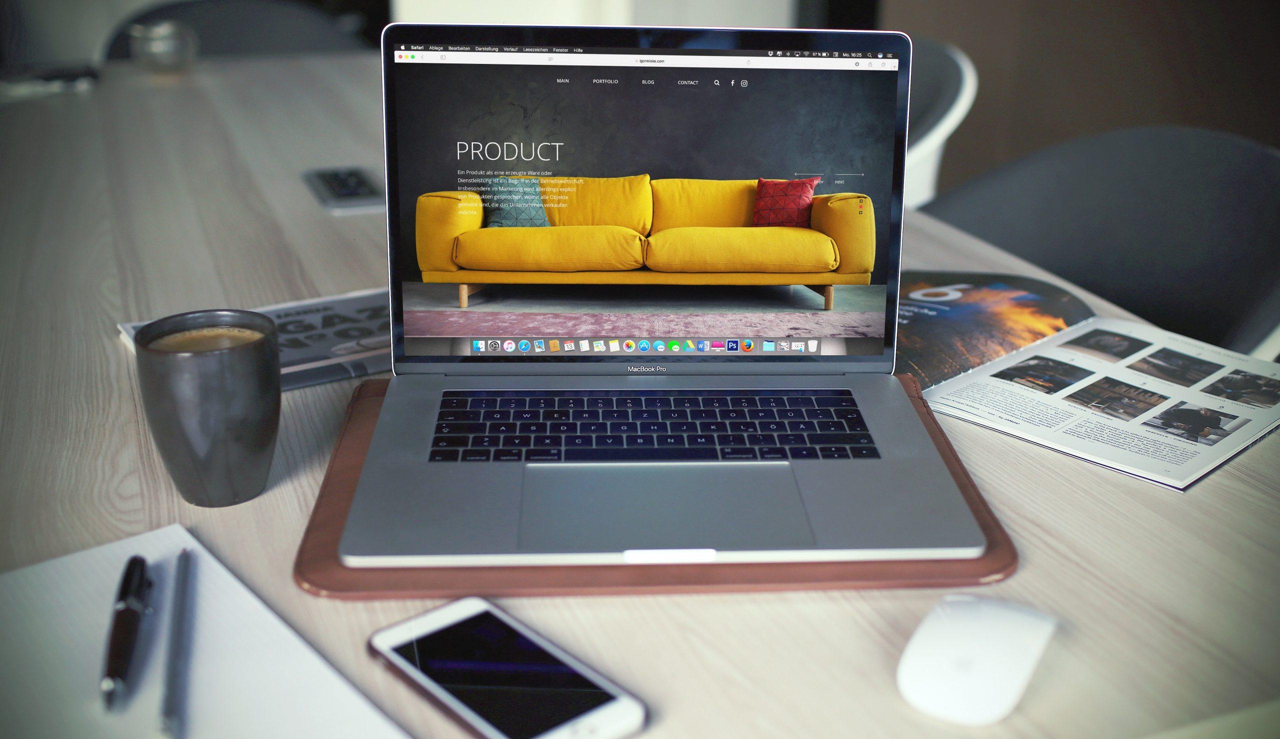 Agence web Vendée Challans, refonte de site internet, application...